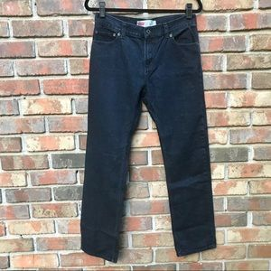 [Levi's] Dark Wash 511 Skinny Leg Jeans
